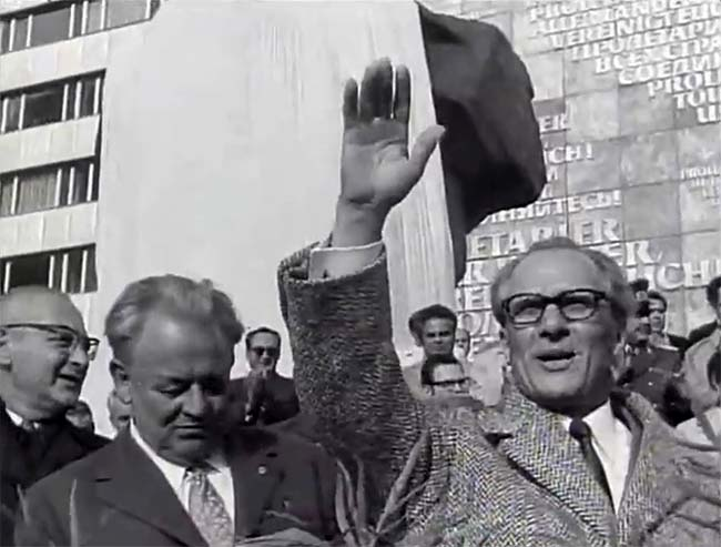 Erich Honecker 1971